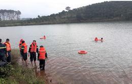Tìm thấy nam thanh niên chết đuối khi tắm hồ cách đây 2 ngày ở Lâm Đồng