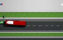 Khoảng cách an toàn khi lưu thông trên đường