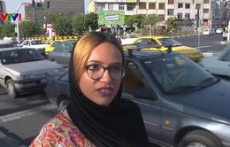 Mỹ tái áp đặt lệnh trừng phạt, người dân Iran lo lắng