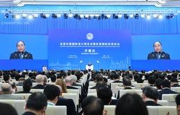 Việt Nam mong muốn thúc đẩy thương mại cân bằng và bền vững với Trung Quốc