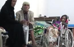 Yemen: Bệnh nhân ung thư chờ chết vì không có thuốc điều trị