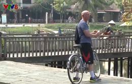 Khuyến khích sử dụng xe đạp - Nét hấp dẫn riêng của Hội An
