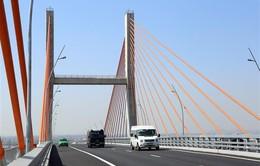 Bộ GTVT yêu cầu kiểm tra chất lượng cầu Bạch Đằng