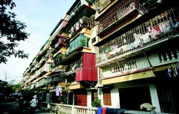 Hà Nội đề xuất tự quyết trong cải tạo chung cư cũ