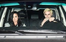 Demi Lovato và bạn trai mới gặp nhau trong trại cai nghiện