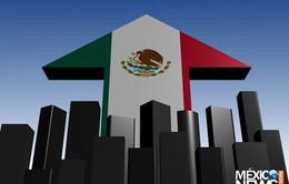 Kinh tế Mexico tiếp tục tăng trưởng nhẹ trong quý III/2018
