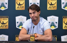 Rafael Nadal không tham dự ATP World Tour Finals 2018