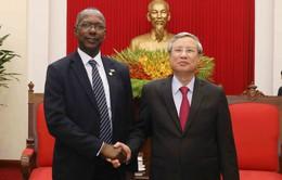 Đẩy mạnh hợp tác và phát triển giữa Việt Nam và Sudan