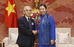 Quốc hội Việt Nam đánh giá cao sự ủng hộ, giúp đỡ của Nhật Bản