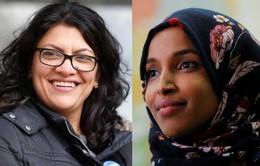 Hai phụ nữ Hồi giáo đầu tiên được bầu vào Quốc hội Mỹ
