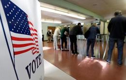 Cử tri Mỹ đi bầu cử giữa nhiệm kỳ