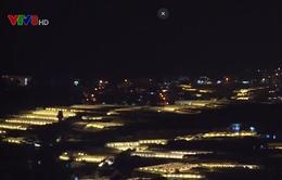 Thung lũng đèn ở Đà Lạt