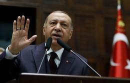 Thổ Nhĩ Kỳ ủng hộ Iran bất chấp lệnh trừng phạt của Mỹ