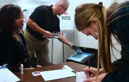 Bầu cử Quốc hội Mỹ giữa nhiệm kỳ: Số cử tri đi bỏ phiếu cao hơn các cuộc bầu cử trước đó