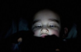 Tác hại của màn hình điện tử với trẻ em