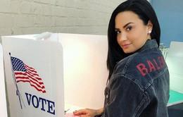 Rời khỏi trại cai nghiện, Demi Lovato tái xuất mạng xã hội