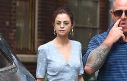 Selena Gomez chưa sẵn sàng trở lại làm việc
