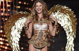 Vợ Adam Levine sẽ khoác lại cánh thiên thần của Victoria's Secret