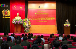 Bộ Công an tổ chức lễ mít tinh hưởng ứng Ngày Pháp luật Việt Nam