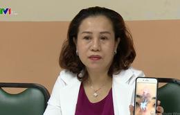 Nữ sinh 19 tuổi hoại tử mũi vì tiêm chất làm đầy