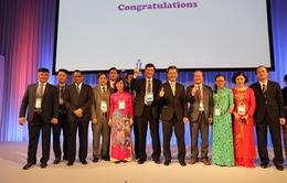 Hệ thống Chính quyền điện tử Quảng Ninh đạt giải ASOCIO 2018