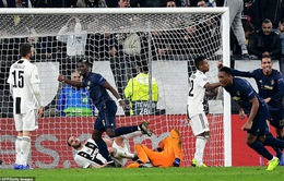 Kết quả UEFA Champions League sáng 08/11: Man Utd ngược dòng thắng Juventus; Real Madrid, Man City thắng đậm