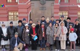 Nước Nga những ngày tháng Mười trong trái tim Việt Nam