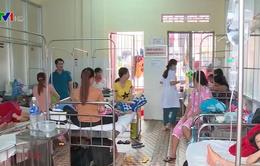 Gần 900 trường hợp mắc tay chân miệng ở Đăk Lăk