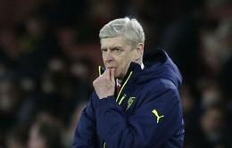 HLV Wenger chưa hẹn ngày trở lại