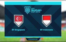 VIDEO: Tổng hợp diễn biến ĐT Singapore 1-0 ĐT Indonesia (Bảng B AFF Cup 2018)