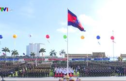 Điện mừng Quốc khánh Campuchia