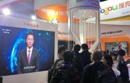 Trung Quốc ra mắt trí tuệ nhân tạo (AI) dẫn bản tin thời sự