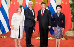 Trung Quốc - Cuba tăng cường quan hệ song phương