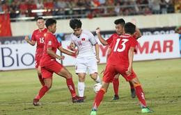 AFF Cup 2018: Công Phượng khiêm tốn sau chiến thắng 3-0 trước ĐT Lào