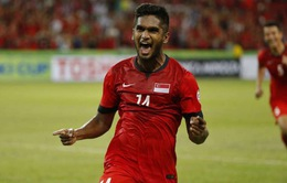 Kết quả AFF Cup 2018, ĐT Singapore 1-0 ĐT Indonesia: 3 điểm quan trọng cho đội chủ nhà
