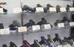 """""""Nóng"""" vấn đề kiểm soát súng đạn ở Mỹ sau vụ xả súng tại California"""