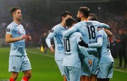 Dấu hiệu Chelsea sẽ vô địch Europa League chỉ sau 4 trận đấu