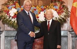 """""""Việt Nam coi trọng và mong muốn làm sâu sắc hơn quan hệ với Cuba"""""""