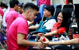 """""""Trái tim tình nguyện"""" lần thứ X tiếp nhận gần 2.500 đơn vị máu"""