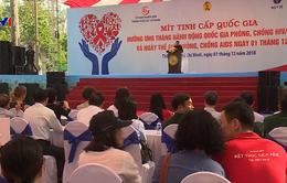 Việt Nam có số người nhiễm HIV cao trong khu vực châu Á - Thái Bình Dương