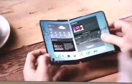 Công nghệ màn hình gấp của Samsung bị đánh cắp