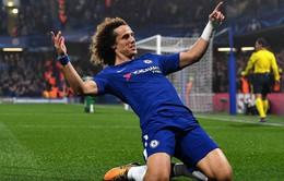 David Luiz sẵn sàng gia hạn hợp đồng với Chelsea