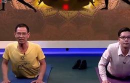 Yoga có hợp với nam giới?