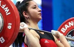 1 VĐV cử tạ bị cấm thi đấu suốt đời vì sử dụng doping