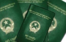 Bộ Công an đề xuất gắn chíp điện tử vào hộ chiếu