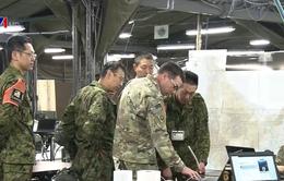Quân đội Mỹ, Nhật Bản diễn tập quy mô lớn