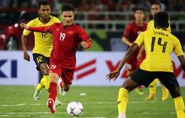 """Cỡ giày của Quang Hải """"ngoại cỡ"""" như Messi"""