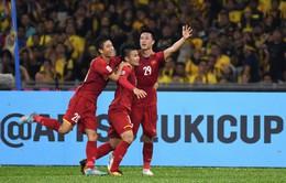 Chung kết lượt đi AFF Cup 2018 ĐT Malaysia 2-2 ĐT Việt Nam: Hoà kịch tính, chờ đợi trận lượt về ở Mỹ Đình!
