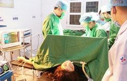 Cứu sống sản phụ 29 tuổi chửa ngoài tử cung vỡ