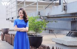 """MC Ngọc Bích: """"Chương trình mới Việt Nam hôm nay sẽ thiết thực và hữu ích hơn"""""""